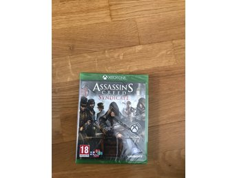 Assassins creed syndicate. Xbox one. Nytt