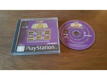 ARCADES GREATEST HITS THE ATARI COLLECTION PS1 BEG