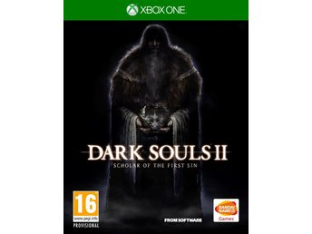 Dark Souls II (2) Scholar of the First Sin - Sällsynt - Nytt till Xbox One! REA