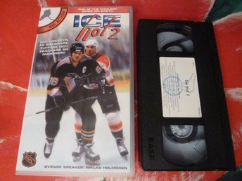 ICE HOT 2, VHS, 59 MIN., SPORT, FILM