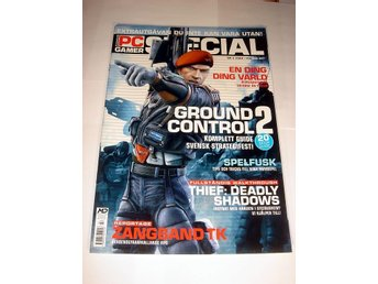 PC GAMER SPECIAL  Nr2 2004  HELT NY   GROUND CONTROL 2 mm.