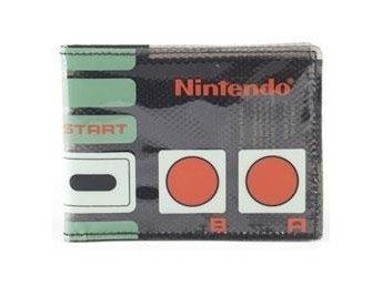REA Nintendo Controller Plånbok TV Spel Retro Plånka Pengar - Kivik - REA Nintendo Controller Plånbok TV Spel Retro Plånka Pengar - Kivik