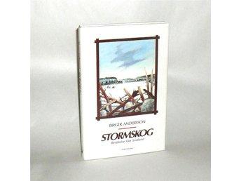 Stormskog : berättelse från Småland : Andersson Birger - Hok - Stormskog : berättelse från Småland : Andersson Birger - Hok