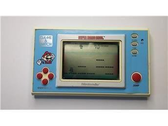 Nintendo Game & Watch Super mario bros 1988
