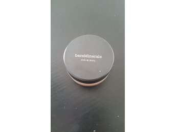 NYTT BARE MINERAL ORIGINAL PUDER MEDIUM TAN