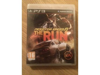 Need For Speed, The Run - PS3