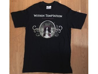 T-SHIRT WITHIN TEMPTATION THE HEART OF EVERYTHING S SMALL - Floda - T-SHIRT WITHIN TEMPTATION THE HEART OF EVERYTHING S SMALL - Floda