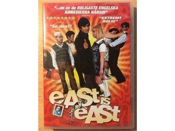 DVD East is East UTGÅTT (Om Puri, Linda Bassett) - örebro - DVD East is East UTGÅTT (Om Puri, Linda Bassett) - örebro