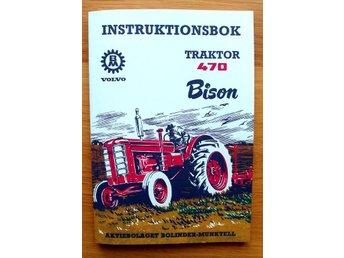 Instruktionsbok Volvo BM 470 Bison - Grängesberg - Instruktionsbok Volvo BM 470 Bison - Grängesberg