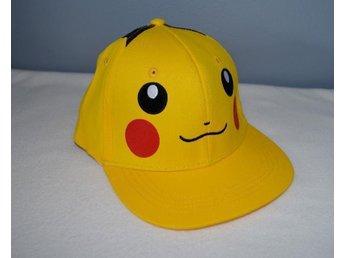 Pokémon keps Pikachu Trendig och Tuff - Sollentuna - Pokémon keps Pikachu Trendig och Tuff - Sollentuna
