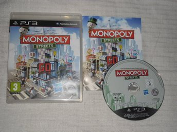 PlayStation 3/PS3: Monopoly Streets