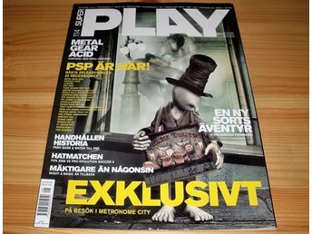 Spelmagasin: Super Play nr 114