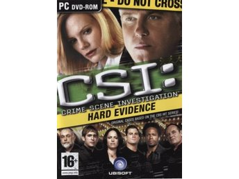 PC - CSI: Hard Evidence (Beg)