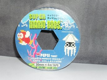 Super mario bros Tape collection Tejprulle