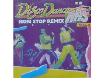 Various title* Disco Dance Hits (Non Stop Mix) Vol. 2 LP Comp. Netherlands