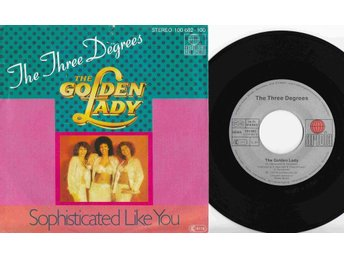 THREE DEGREES - THE GOLDEN LADY