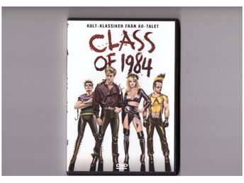 Class of 1984 (Perry King, Merrie Lynn Ross)