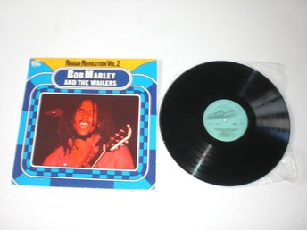 BOB MARLEY AND THE WAILERS-REGGAE REVOLUTION VOL 2 1971. EX