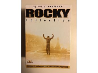 Rocky 1-5 collection/Sylvester Stallone