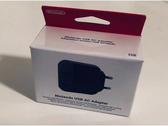 Nintendo AC-adapter