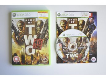 Army of Two (komplett) till Xbox 360