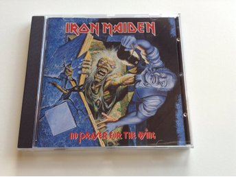 IRON MAIDEN- No Prayer For The Dying 1990