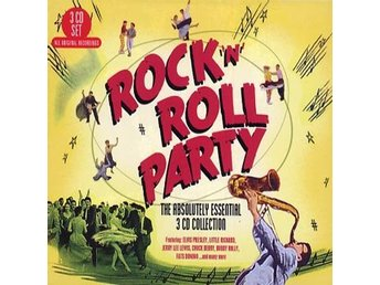 Rock'n'Roll Party/ Absolute Essential Collection (3 CD)