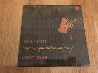 Sony Stitt - Plays Arrangements From The Pen Of Quincy Jones