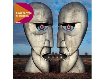 Pink Floyd: The division bell 1994 (2011/Rem) (CD)