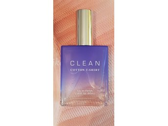 CLEAN EDP COTTON T-SHIRT 60ML
