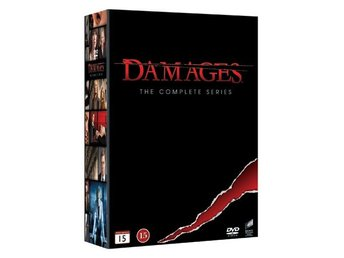 Damages / Complete collection (15 DVD)