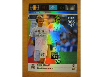 KEY PLAYER - LUKA MODRIC - REAL MADRID - ADRENALYN - FIFA 365