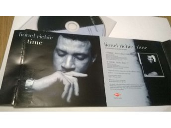 Lionel Richie - Time, single CD, promo