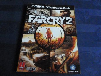 FARCRY 2, GAME GUIDE,   BOK, BÖCKER