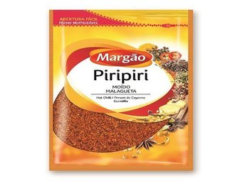 Delicious Portuguese Ground Piri Piri Refill - Margao (8x50g)