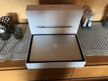 MacBook Air 13 2014 ny skick. 100%