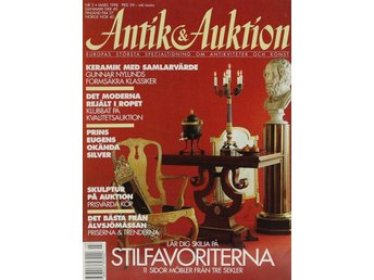 Nr 3, 1998, Antik & Auktion
