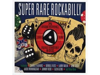 Super Rare Rockabilly (Digi/Rem) (3CD)
