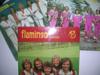 3 LP FLAMINGOKVINTETTEN