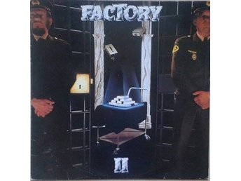 Factory title II* Pop Rock LP SWE
