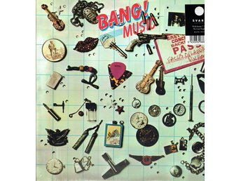"BANG - MUSIC (with bonus 7"", gatefold) LP"
