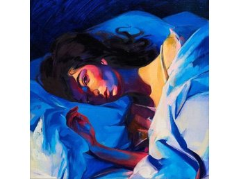 Lorde: Melodrama (Royal deluxe blue edition/Ltd) (Vinyl LP)