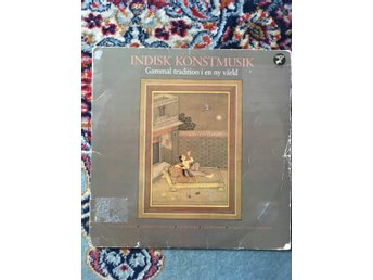 The Best Classical Music from India 3 LP Skivor