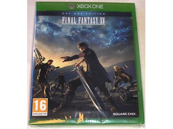 Final Fantasy XV - Day One Edition (XBOX ONE) --NYTT--