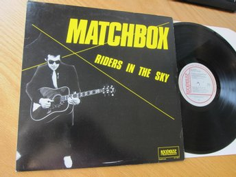 MATCHBOX - RIDERS IN THE SKY (NEAR MINT !)