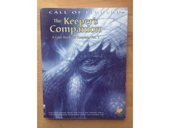 Call of Cthulhu The Keepers Companion
