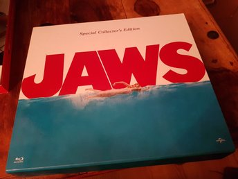 Jaws - Special Collector's Edition Blu-Ray