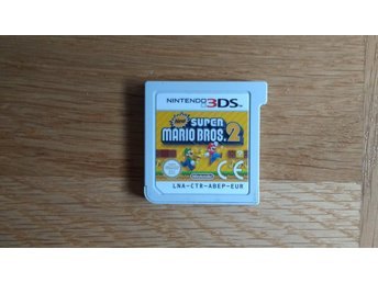 Nintendo 3DS: New Super Mario Bros 2 (endast kassett)