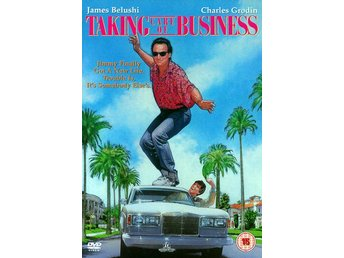 Taking Care of Business - Han är jag. James Belushi - Svensk text- Inplastad