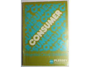 Plessey Semiconductors Consumer Integrated Circuit Databook
